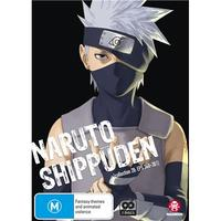 Naruto Shippuden Collection 28 - (Eps 349-361) DVD