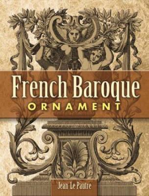French Baroque Ornament by Jean Le Pautre image