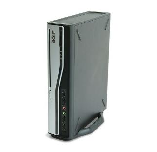 ACERPOWER 1000 MINI PC X2 4000+ 1GB 160GB DVDRW XP PRO - WIRELESS image
