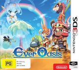Ever Oasis for Nintendo 3DS