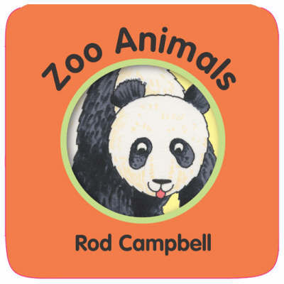 Zoo Animals by Rod Campbell
