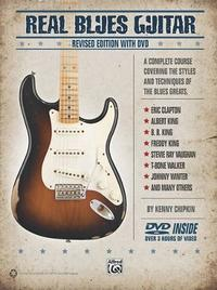 Real Blues Guitar: Book & DVD by Alfred Publishing