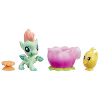 My Little Pony: The Movie - Seapony Friends (Flash Feather)