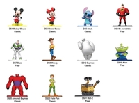Jada Metal Minis:Disney - Nano Metalfigs Single Pack Wave 03 (Assortment)