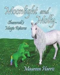 Moonlight and Molly by Maureen Harris image