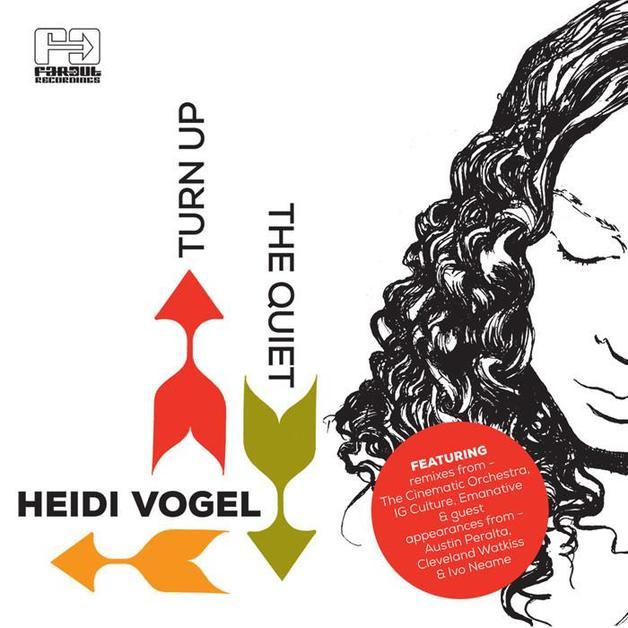Turn Up The Quiet by Heidi Vogel