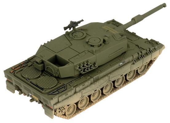 Team Yankee: Dutch Leopard 2 Tank Platoon