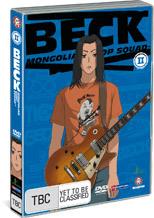 Beck - Mongolian Chop Squad: Vol. 2 on DVD