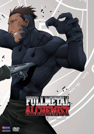 Fullmetal Alchemist Vol 09 - Pain and Lust on DVD image