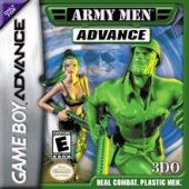 Army Men Advance for GBA