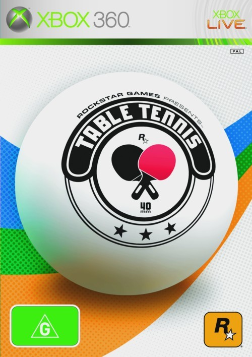 Rockstar Games Table Tennis (Classics) for Xbox 360