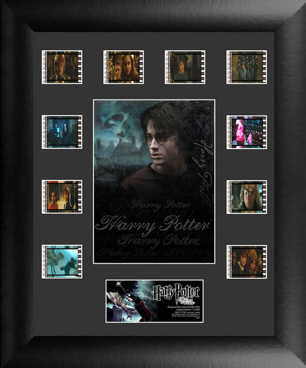 FilmCells: Harry Potter (Goblet of Fire) - Mini-Montage Frame