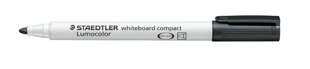 Staedtler 341 Whiteboard Compact Fine Marker - Black