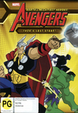 The Avengers: Thors Last Stand DVD