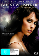 Ghost Whisperer - Complete Season 1 (6 Disc Box Set) on DVD