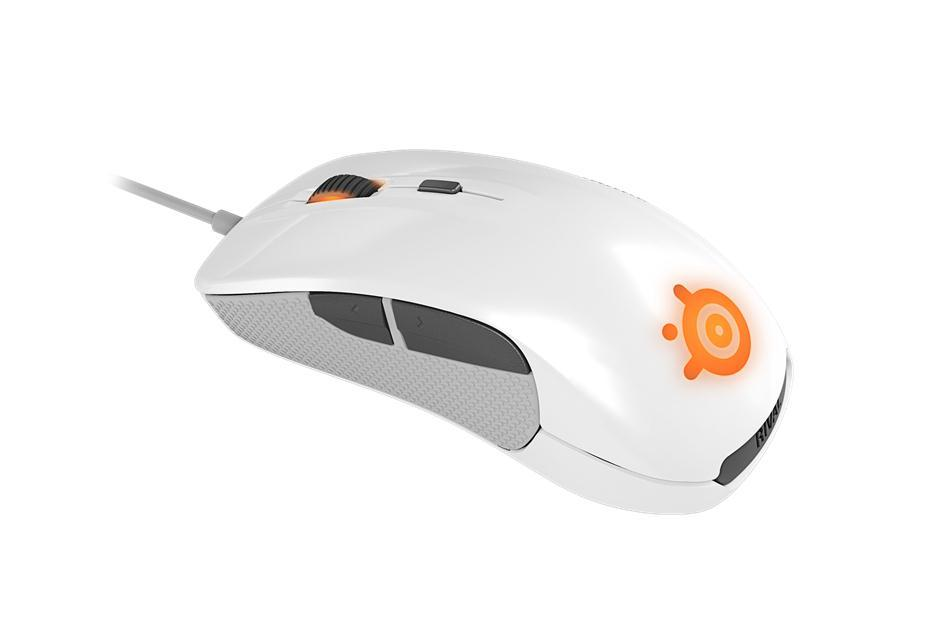 SteelSeries Rival 300 - White for PC Games image