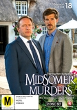 Midsomer Murders Season 18 - Part 1 DVD