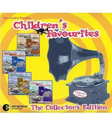 Don Linden Presents: Children's Favourites Box Set by Don Linden
