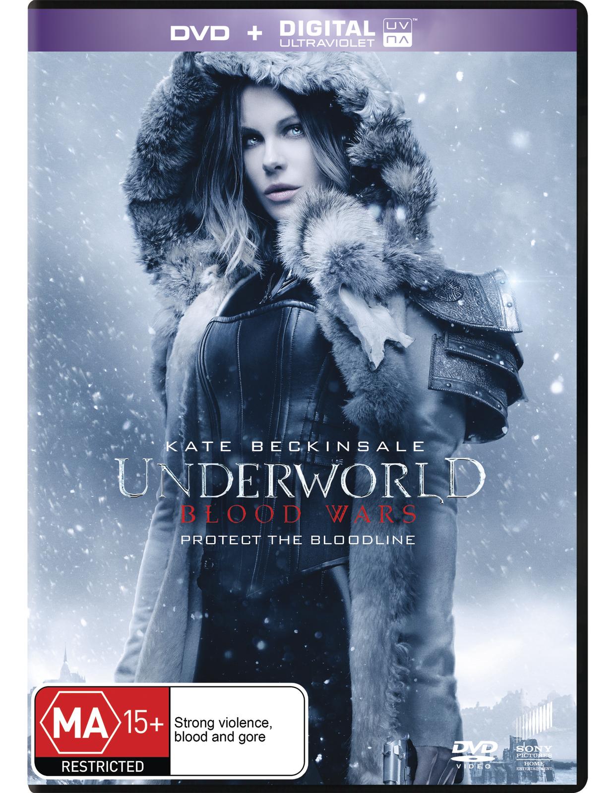 Underworld: Blood Wars on DVD image
