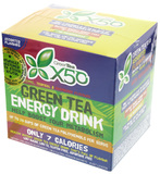 Green Tea X50 - Assorted (60 serves)