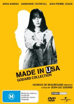Made In USA (Godard Collection) on DVD image