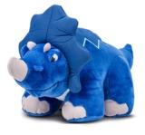 Thunder Stompers: Crash the Triceratops Plush Dinosaur