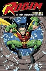 Robin TP Vol 3 Solo by Chuck Dixon