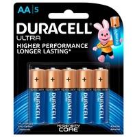 Duracell Ultra Alkaline AA 4pk