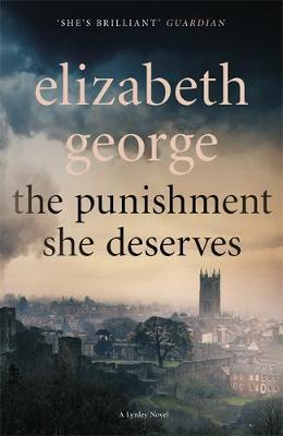 The Punishment She Deserves by Elizabeth George image