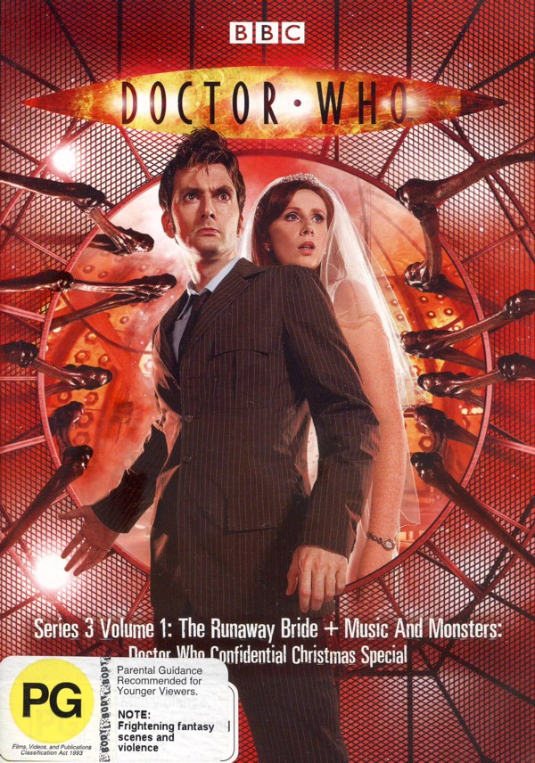 Doctor Who (2007) - Series 3: Volume 1 on DVD image