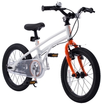 "RoyalBaby: H2 Royalite - 16"" Bike (Orange)"