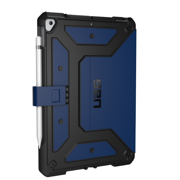 "UAG: Metropolis Case for iPad 10.2"" - Cobalt"