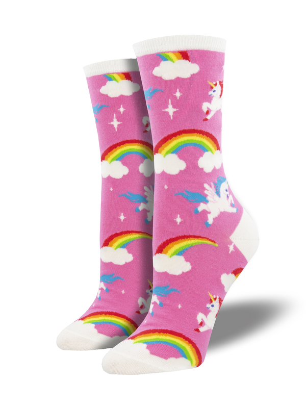 Socksmith: Pegasus Party - Pink
