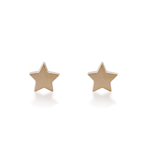 Bo + Bala: Wish Studs Rose Gold - Exclusive Style
