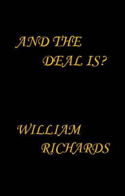 And the Deal Is? by William Richards image