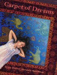 Carpet of Dreams by Tessa Duder image