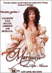 Marquise on DVD