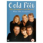 Cold Feet - Complete Series 2 on DVD
