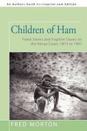 Children of Ham by Fred Morton image