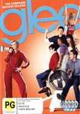 Glee - The Complete Second Season DVD