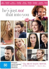 He's Just Not That Into You on DVD