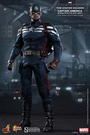 "Marvel Captain America 2 Stealth S.T.R.I.K.E. Suit 12"" Figure Set"