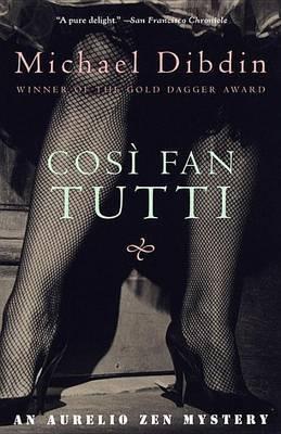 Cos I Fan Tutti by Dibdin Michael