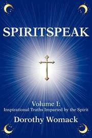 Spiritspeak by Dorothy Womack image