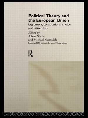 Political Theory and the European Union image