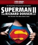Superman II - The Richard Donner Cut on HD DVD