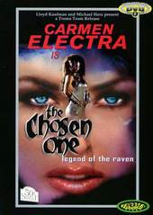 The Chosen One - Legend Of The Raven on DVD