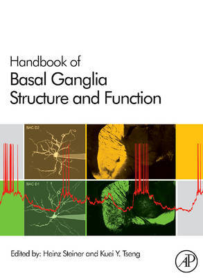 Handbook of Basal Ganglia Structure and Function: Volume 24 image