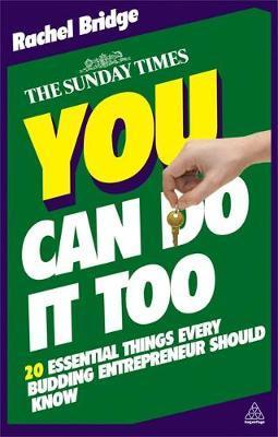 You Can Do It Too by Rachel Bridge image