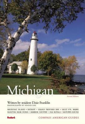 Michigan by Fodor Travel Publications